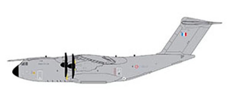 GeminiMACS French Air Force (Armée de L'air) A400M Atlas F-RBAN GMFAF093  1:400