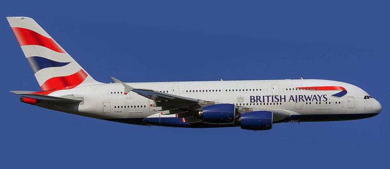 Phoenix Model BRITISH AIRWAYS A380-800 G-XLEL PH4BAW2099 1:400