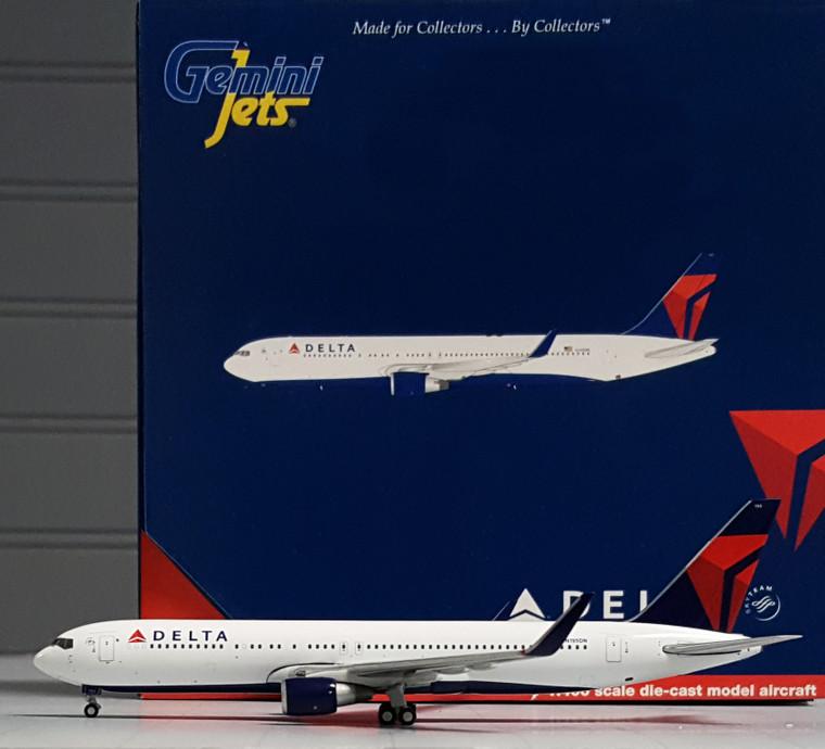 Gemini Jets Delta Air Lines B767-300ER(W) N195DN GJDAL1452X 1:400