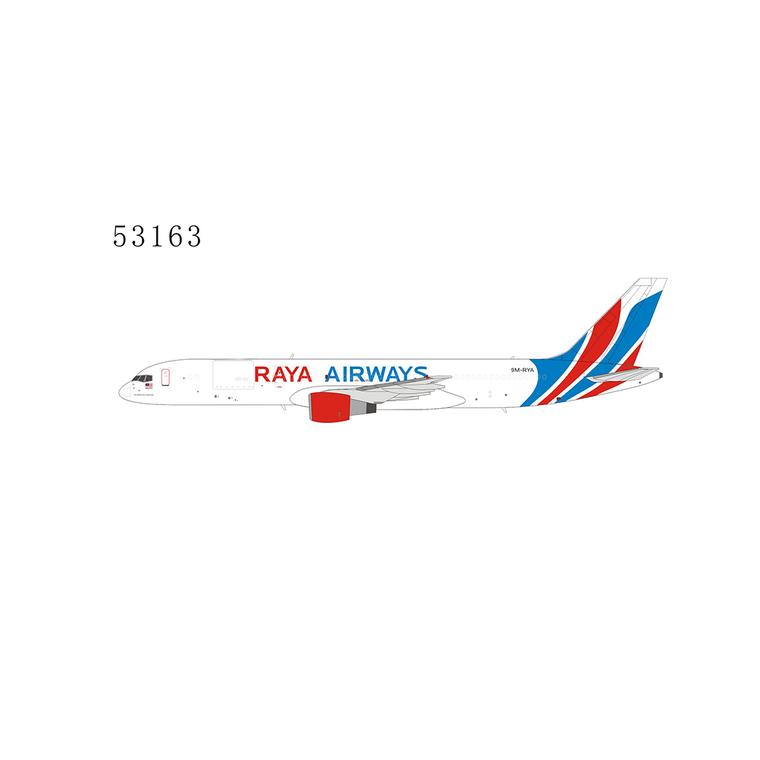 NG Model Raya Airways n/c 757-200PCF 9M-RYA 53163 1:400