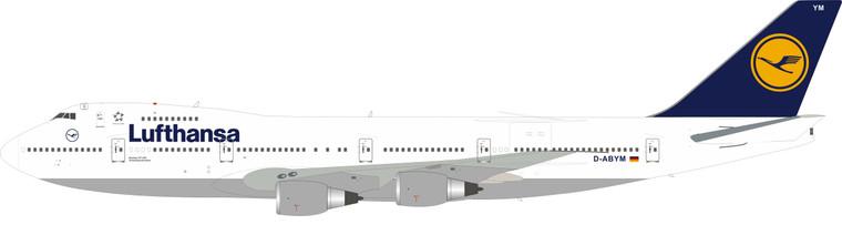 JFox Lufthansa 747-230BM D-ABYM JF-747-2-023 1:200