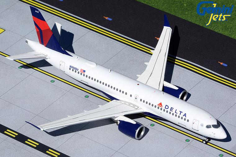 Delta Air Lines A220-300  N302DU G2DAL895 1:200