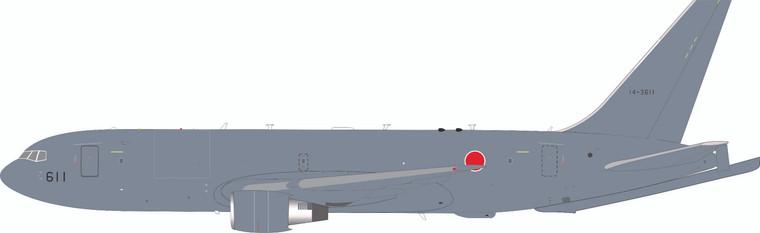 Inflight200 Japan Air Self-Defense Force (JASDF) Boeing KC-46A Pegasus (767-2LKC) 14-3611 with stand IFKC46JASDF02 1:200