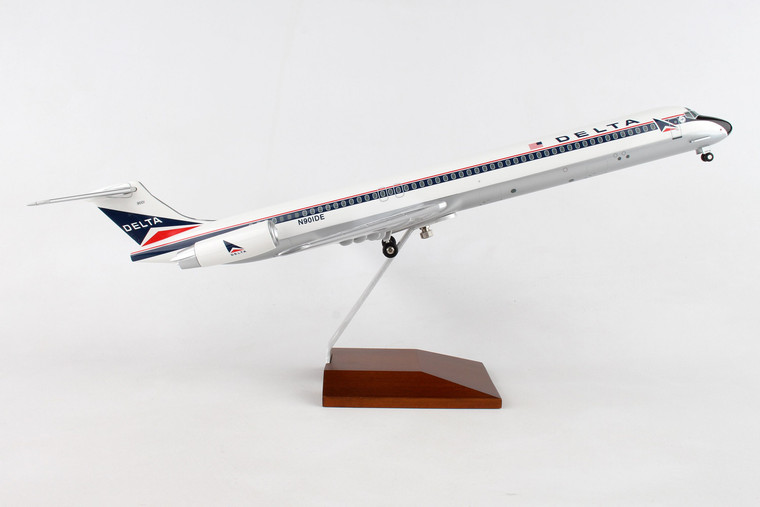 DELTA MD-80 WIDGET LIVERY SKR8602 1:100