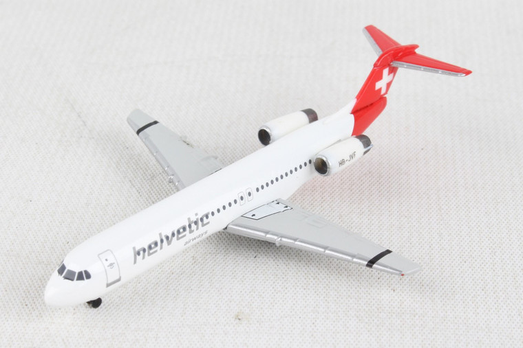 HERPA HELVETIC F-100 HE534703 1:500