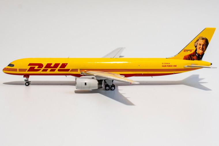 NG Model DHL James May 757-200PCF G-DHKK 53168 1:400
