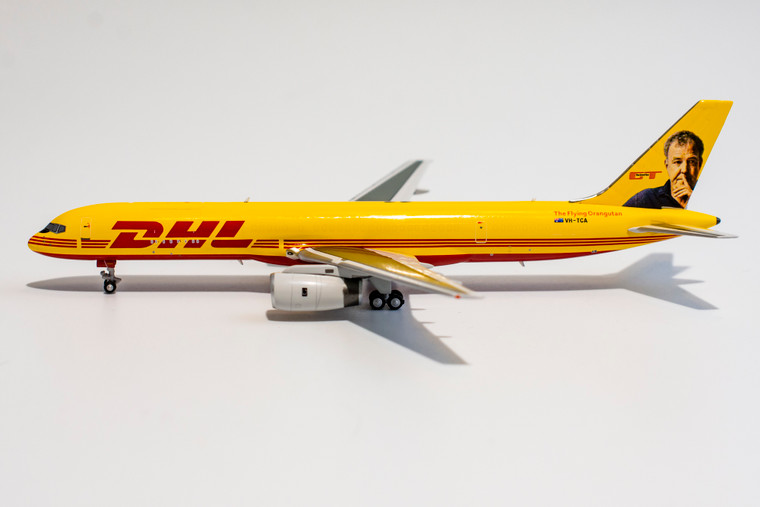 NG Model DHL Jeremy Clarkson 757-200PCF VH-TCA 53169 1:400