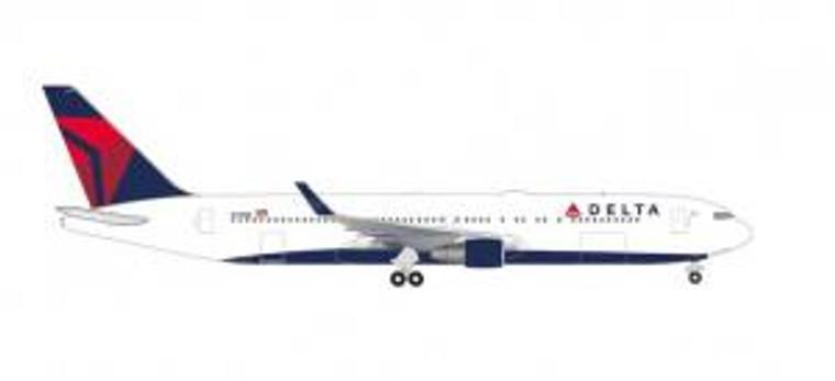 HERPA DELTA 767-300 HE535335 1:500