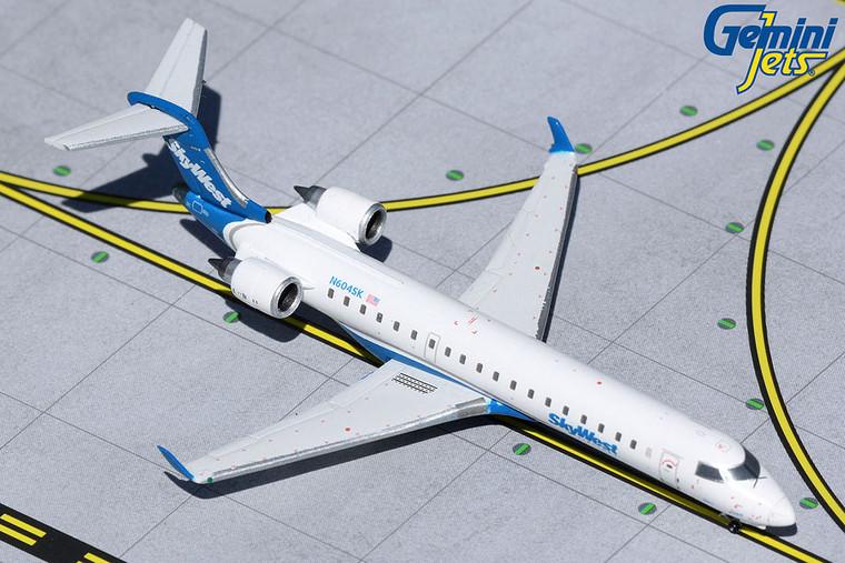 Gemini Jets SkyWest Airlines CRJ700 N604SK GJSKW1265 1:400