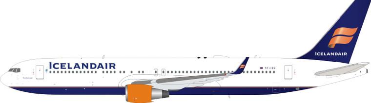 Inflight200 Icelandair Boeing 767-300 TF-ISN IF763FI0821 1:200