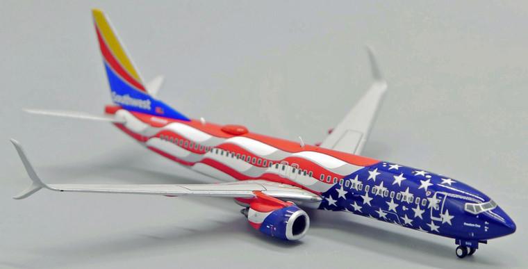 "Gemini Jets Southwest Airlines ""Freedom One"" Boeing 737-800 N500WR GJSWA2039 1:400"