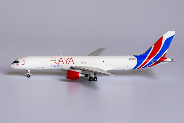 NG Model Raya Airways o/c 757-200PCF 9M-RYA 53165 1:400