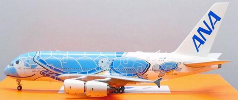 "JC Wings ANA Airbus A380 JA381A ""Flying Honu - Lani Livery"" EW2388005 1:200"
