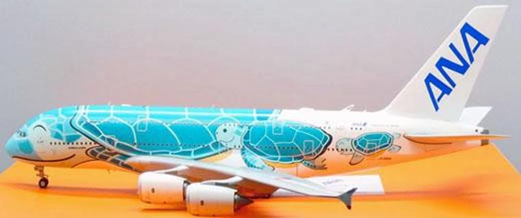 "JC Wings ANA Airbus A380 JA382A ""Flying Honu - Kai Livery"" EW2388006 1:200"