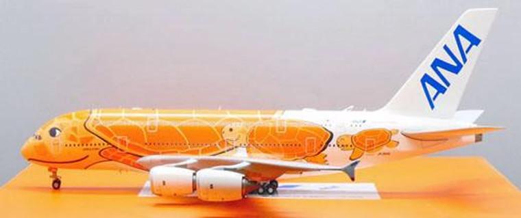 "JC Wings ANA Airbus A380 JA383A ""Flying Honu - Ka La Livery"" EW2388007 1:200"