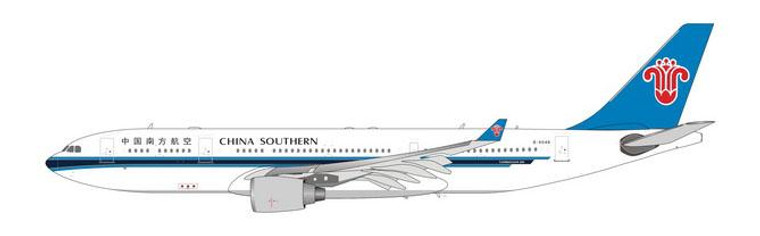 Phoenix Model China Southern Airbus A330-200 B-6548 PH4CSN2165 1:400