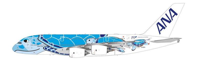 """Phoenix Model ANA A380 JA381A """"Lani"""" PH4ANA2166 1:400"""