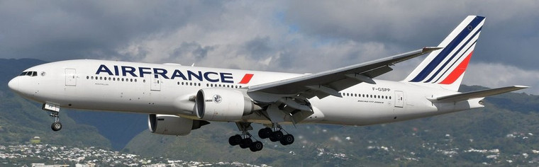 Phoenix Model Air France Boeing 777-200ER F-GSPP PH4AFR2172 1:400