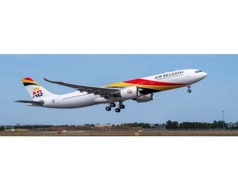 JC Wings Air Belgium A330-900neo OO-ABG LH4ABB276 1:400