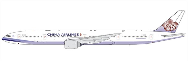 JC Wings China Airlines B777-300ER B-18003 JC4CAL189 1:400