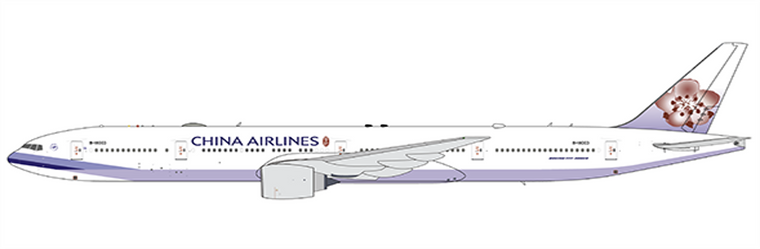 JC Wings China Airlines B777-300ER B-18003 (Flap Down) JC4CAL189A 1:400