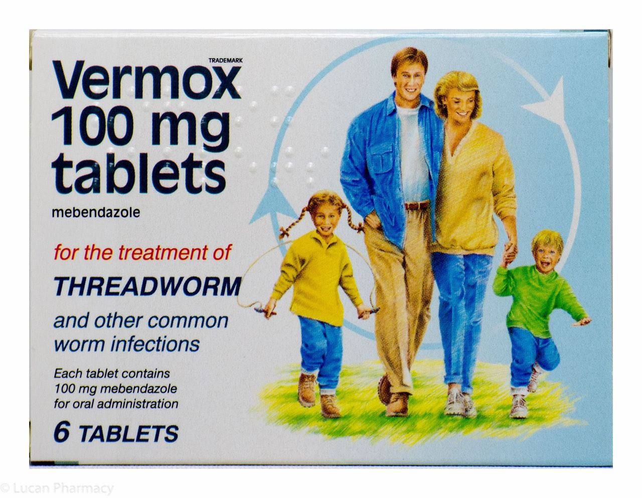 The Vermox remedy