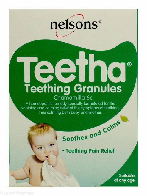 Nelsons® Teetha® Teething Granules - 24 Sachets