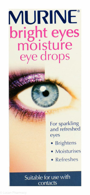 Murine® Bright Eyes Moisture Eye Drops - 15ml