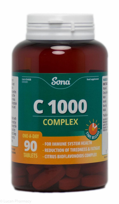 Sona® C 1000 Complex – 90 Tablets
