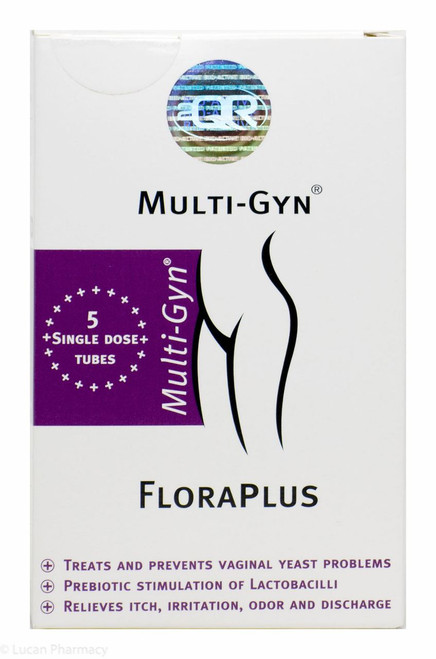 Multi-Gyn® FloraPlus – 5 Single Dose 5ml Tubes #P