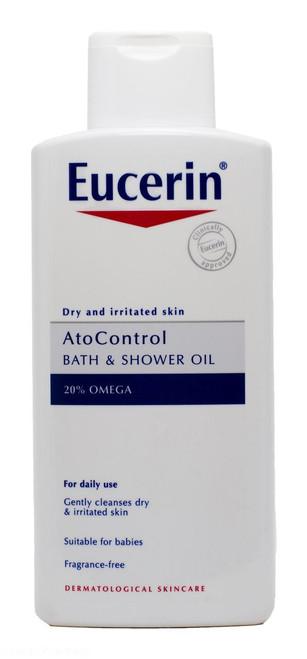 Eucerin® AtoControl Bath & Shower Oil – 400ml