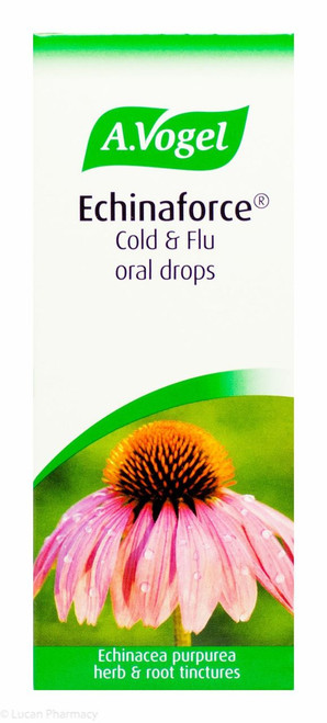 A. Vogel Echinaforce® Cold & Flu Oral Drops - 100ml