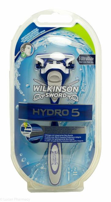 Lucan Pharmacy Wilkinson Sword Hydro 5 UltraGlide Razor