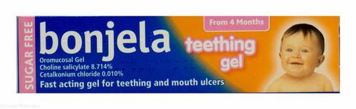 Bonjela Teething Gel Sugar Free - 15g
