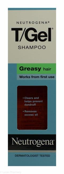 Neutrogena® T/Gel® Shampoo for Greasy Hair - 125ml