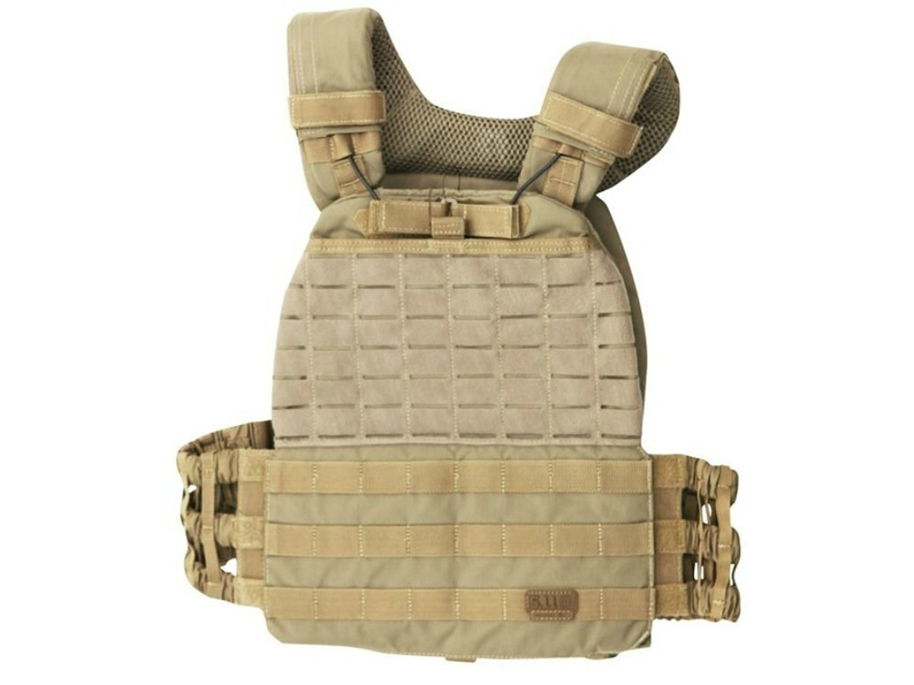 5.11 TACTICAL TACTEC™ PLATE CARRIER 56100 / SANDSTONE (328)