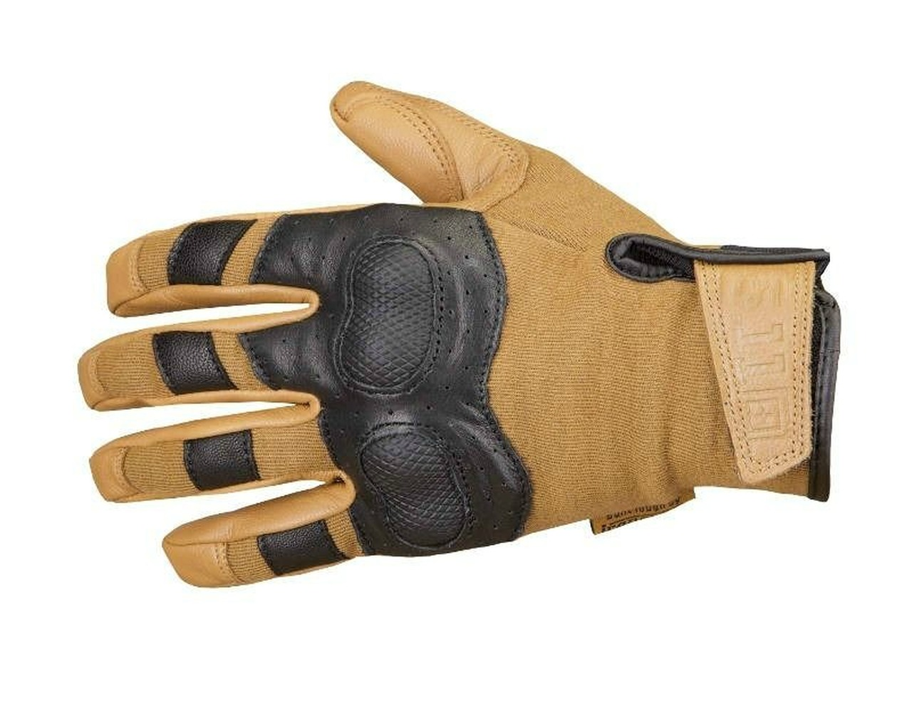 5.11 TACTICAL HARD TIME GLOVES 59354 / COYOTE 120