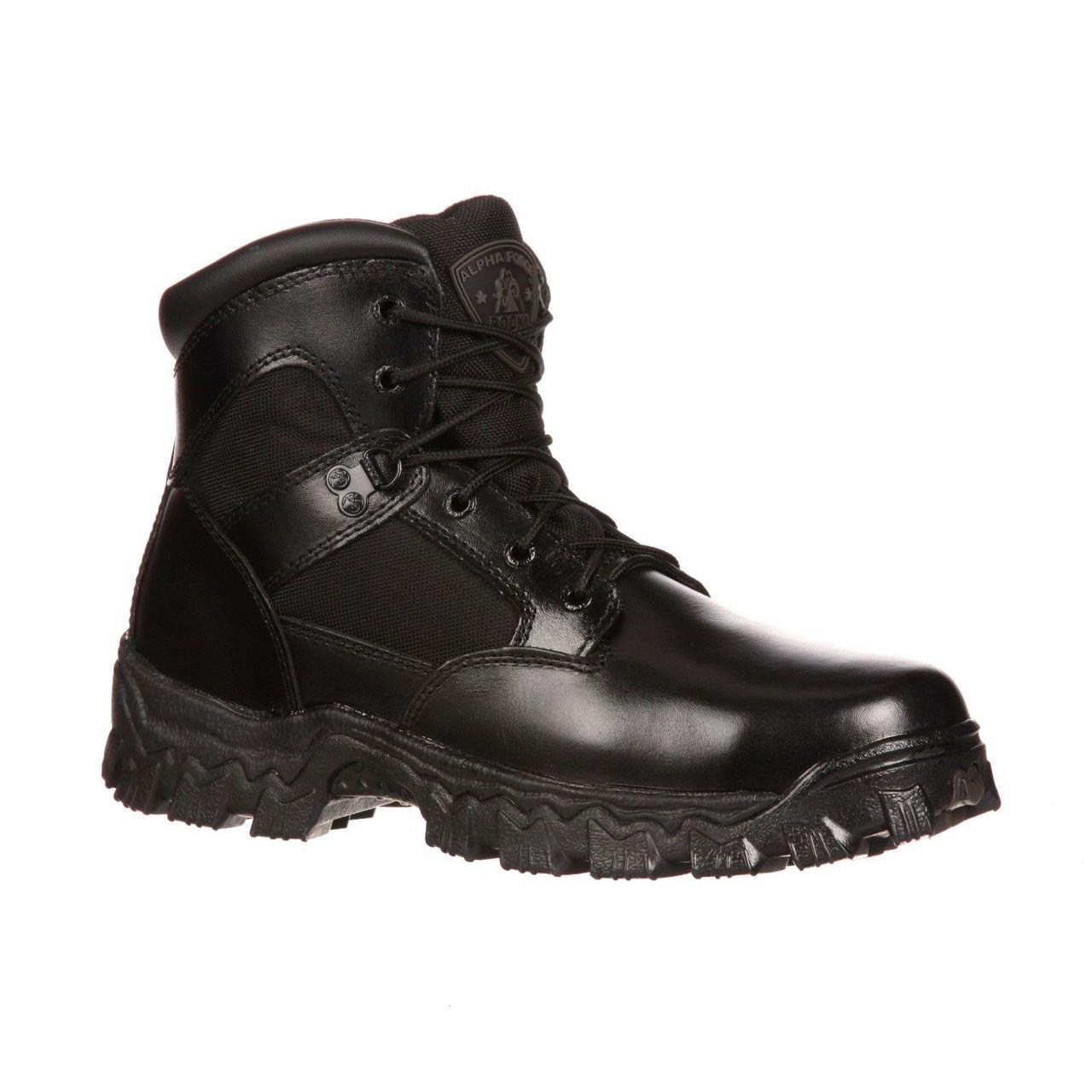 Rocky AlphaForce Waterproof Duty Boots FQ0002167