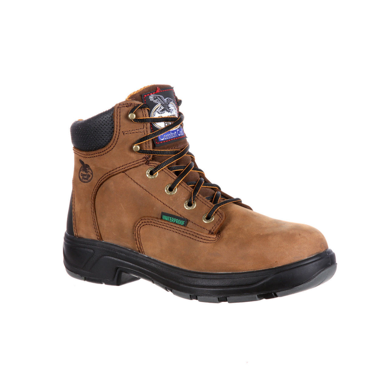 Georgia Boot FLXpoint Composite Toe Waterproof Work Boots G6644