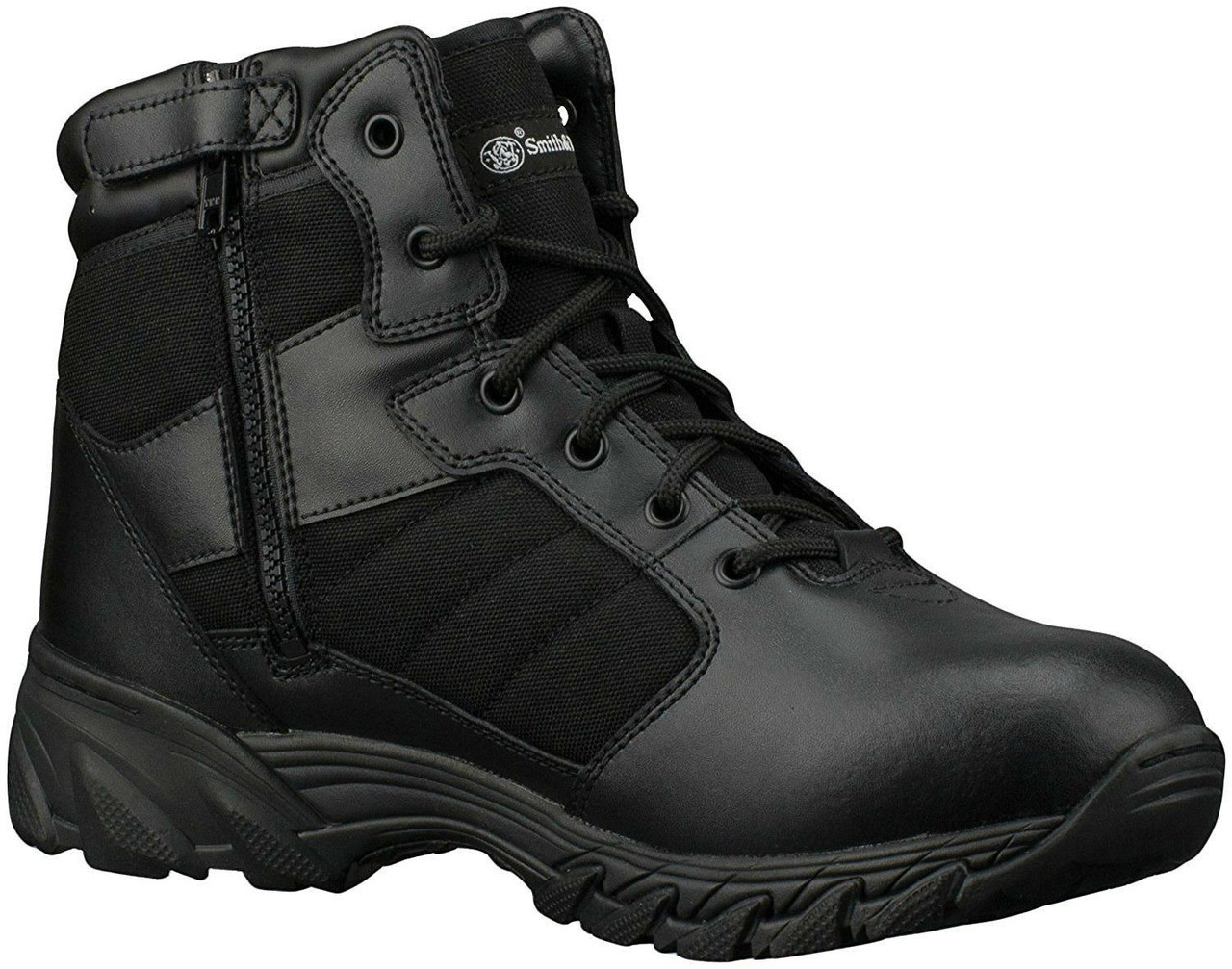 """SMITH & WESSON BREACH 2.0 SIDE-ZIP 6"""" BOOTS 810301"""