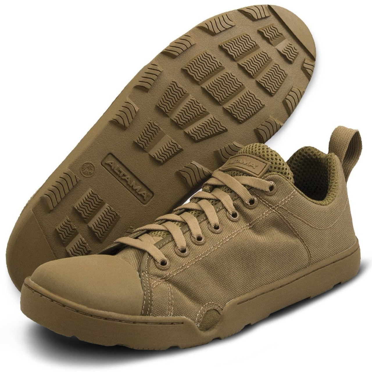 ALTAMA OTB MARITIME ASSAULT LOW TACTICAL SHOES 335003 / COYOTE