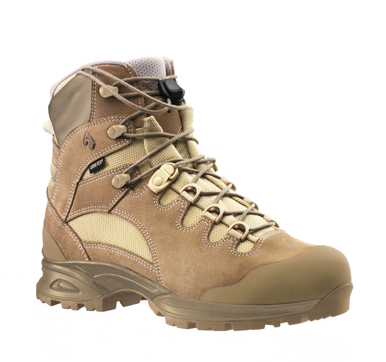 HAIX Mission Desert Tan