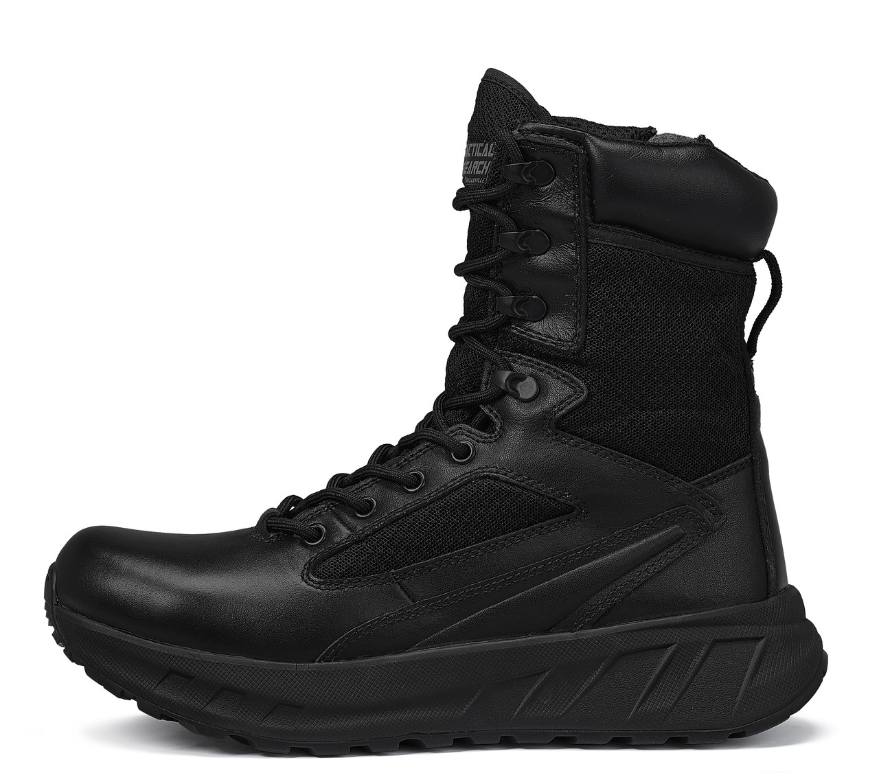 "BELLEVILLE TACTICAL RESEARCH FATT MAXX8Z 8"" SIDE-ZIP SHOCK ABSORBING BOOTS"