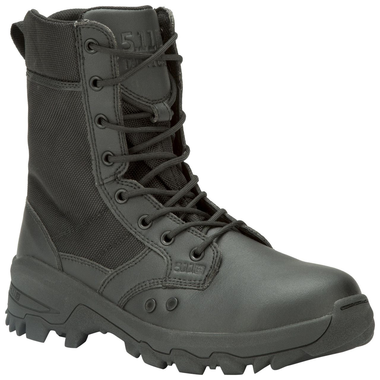 5.11 SPEED 3.0 RAPIDDRY TACTICAL JUNGLE BOOTS 12339 /  BLACK
