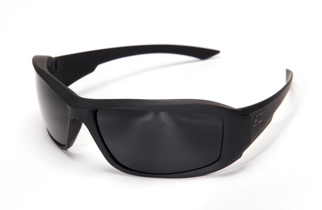 2ee8050f090 EDGE TACTICAL EYEWEAR HAMEL THIN TEMPLE GLASSES BLACK   G15 LENS ...