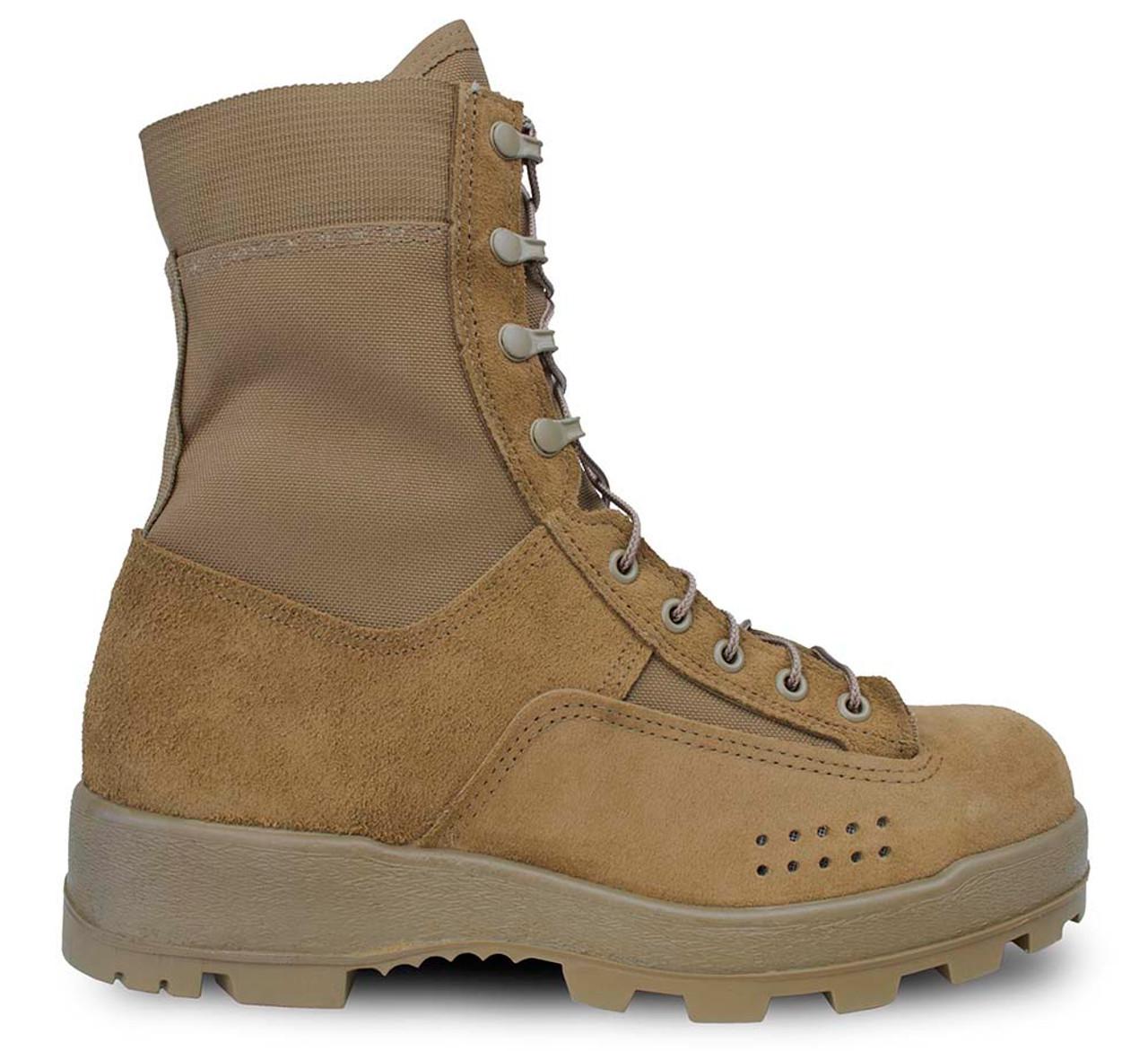 MCRAE JBII ARMY HOT WEATHER JUNGLE BOOTS 8701