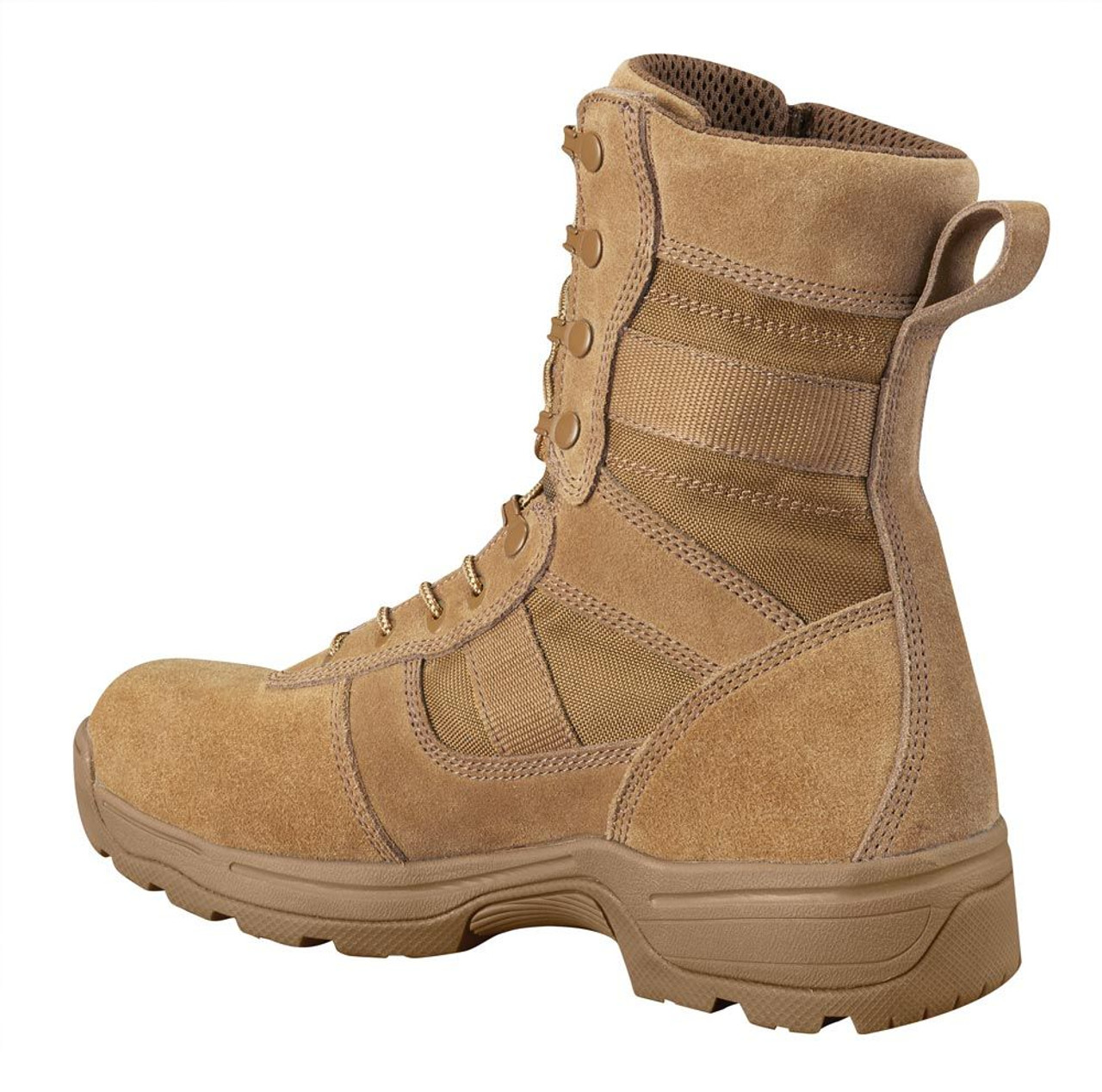 """PROPPER SERIES 100 WATERPROOF MILITARY 8"""" BOOTS F4519 / COYOTE"""