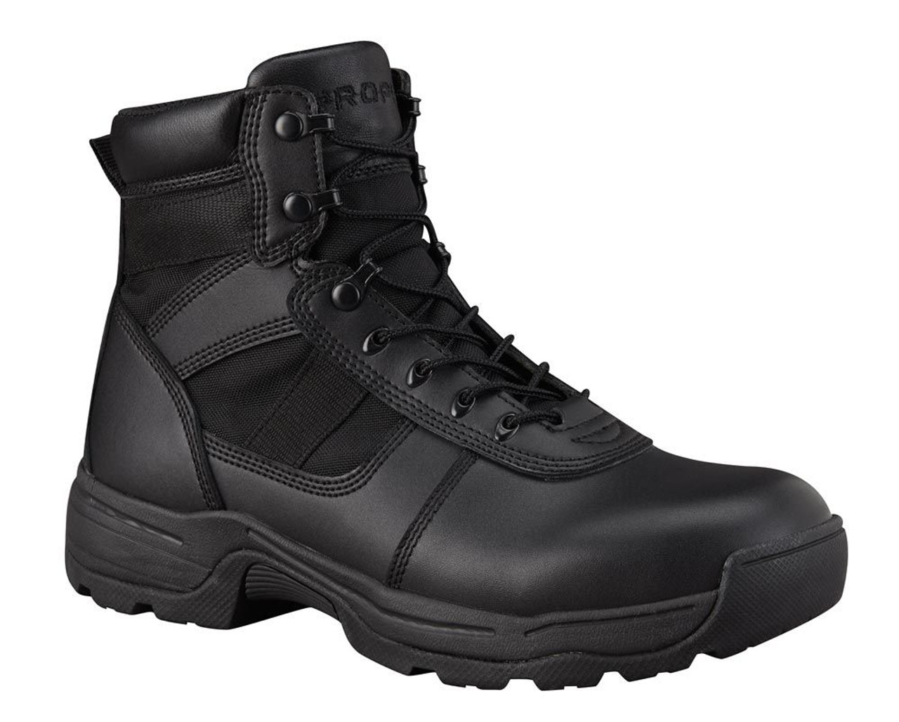 "PROPPER SERIES 100 SIDE-ZIP DUTY TACTICAL 6"" BOOTS F4506 / BLACK"