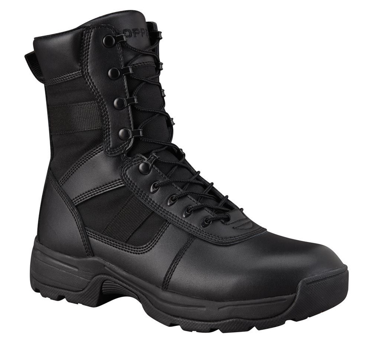 "PROPPER SERIES 100 SIDE-ZIP DUTY TACTICAL 8"" BOOTS F4507 / BLACK"
