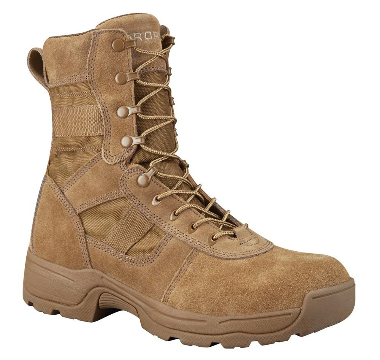 "PROPPER SERIES 100 MILITARY 8"" BOOTS F4508 / COYOTE"
